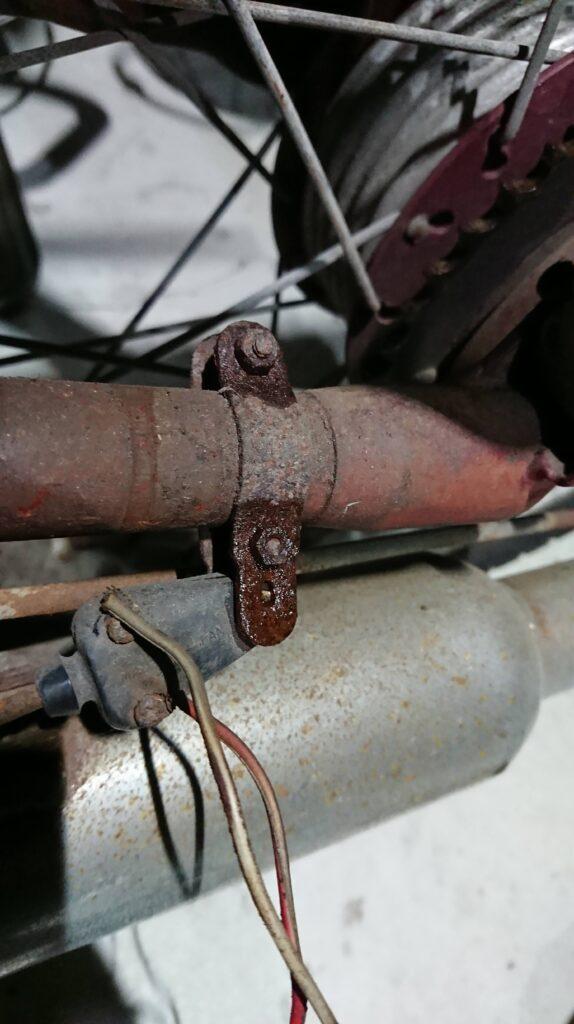 James brake switch